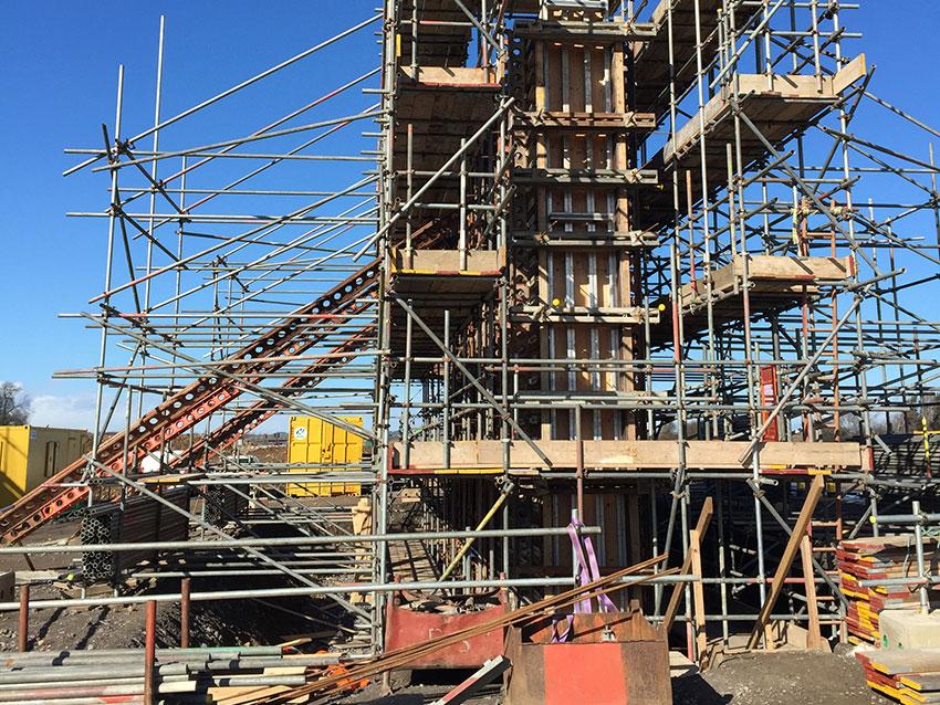 A1L2B – A1 Widening – Leeming Bar to Barton – Sword Construction UK
